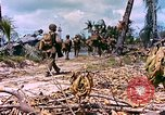 Image of United States 27th Infantry Division Makin Island Kiribati Islands, 1943, second 9 stock footage video 65675059699