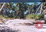 Image of Catholic Mass Makin Island Kiribati Islands, 1943, second 1 stock footage video 65675059701