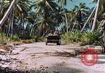 Image of Catholic Mass Makin Island Kiribati Islands, 1943, second 3 stock footage video 65675059701
