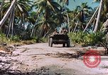 Image of Catholic Mass Makin Island Kiribati Islands, 1943, second 4 stock footage video 65675059701