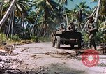 Image of Catholic Mass Makin Island Kiribati Islands, 1943, second 7 stock footage video 65675059701