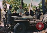 Image of Catholic Mass Makin Island Kiribati Islands, 1943, second 8 stock footage video 65675059701