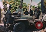 Image of Catholic Mass Makin Island Kiribati Islands, 1943, second 9 stock footage video 65675059701