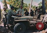 Image of Catholic Mass Makin Island Kiribati Islands, 1943, second 11 stock footage video 65675059701