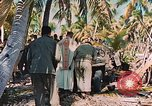 Image of Catholic Mass Makin Island Kiribati Islands, 1943, second 12 stock footage video 65675059701