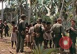 Image of United States 27th Infantry Division Makin Island Kiribati Islands, 1943, second 6 stock footage video 65675059702