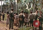 Image of United States 27th Infantry Division Makin Island Kiribati Islands, 1943, second 7 stock footage video 65675059702