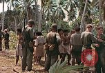 Image of United States 27th Infantry Division Makin Island Kiribati Islands, 1943, second 8 stock footage video 65675059702