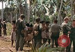 Image of United States 27th Infantry Division Makin Island Kiribati Islands, 1943, second 9 stock footage video 65675059702