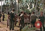Image of United States 27th Infantry Division Makin Island Kiribati Islands, 1943, second 11 stock footage video 65675059702
