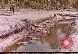 Image of US 27th Infantry Division Makin Island Kiribati Islands, 1943, second 2 stock footage video 65675059704