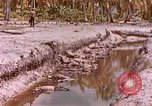 Image of US 27th Infantry Division Makin Island Kiribati Islands, 1943, second 9 stock footage video 65675059704