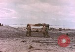 Image of US 27th Infantry Division Makin Island Kiribati Islands, 1943, second 10 stock footage video 65675059704