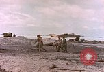 Image of US 27th Infantry Division Makin Island Kiribati Islands, 1943, second 11 stock footage video 65675059704