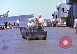 Image of USS Yorktown Pacific Ocean, 1943, second 2 stock footage video 65675059705