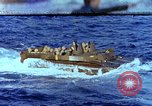 Image of Landing Vehicle Tracked Pacific Ocean, 1945, second 1 stock footage video 65675059724