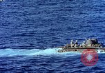 Image of Landing Vehicle Tracked Pacific Ocean, 1945, second 12 stock footage video 65675059724