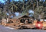 Image of Seabees constructing cargo containers Leyte Philippines, 1945, second 6 stock footage video 65675059732