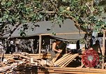 Image of Seabees constructing cargo containers Leyte Philippines, 1945, second 9 stock footage video 65675059732