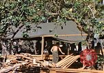 Image of Seabees constructing cargo containers Leyte Philippines, 1945, second 12 stock footage video 65675059732