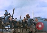 Image of Navy pb4y-1 aircraft Pacific Theater, 1945, second 2 stock footage video 65675059738