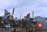 Image of Navy pb4y-1 aircraft Pacific Theater, 1945, second 4 stock footage video 65675059738
