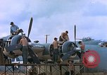 Image of Navy pb4y-1 aircraft Pacific Theater, 1945, second 5 stock footage video 65675059738