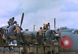 Image of Navy pb4y-1 aircraft Pacific Theater, 1945, second 8 stock footage video 65675059738