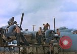 Image of Navy pb4y-1 aircraft Pacific Theater, 1945, second 9 stock footage video 65675059738