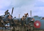 Image of Navy pb4y-1 aircraft Pacific Theater, 1945, second 11 stock footage video 65675059738