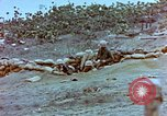 Image of Field Howitzer Iwo Jima, 1945, second 4 stock footage video 65675059758