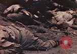 Image of dead Marines Iwo Jima, 1945, second 3 stock footage video 65675059766