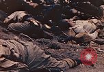 Image of dead Marines Iwo Jima, 1945, second 4 stock footage video 65675059766