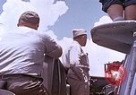 Image of Vice Admiral Lockwood Pacific Ocean, 1945, second 2 stock footage video 65675059777