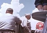 Image of Vice Admiral Lockwood Pacific Ocean, 1945, second 9 stock footage video 65675059777