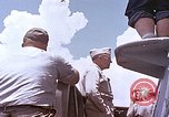 Image of Vice Admiral Lockwood Pacific Ocean, 1945, second 10 stock footage video 65675059777