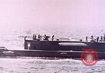 Image of Japanese submarine1-400 Pacific Ocean, 1945, second 9 stock footage video 65675059788