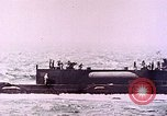 Image of Japanese submarine1-400 Pacific Ocean, 1945, second 11 stock footage video 65675059788