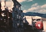 Image of damaged building Italy, 1944, second 11 stock footage video 65675059798