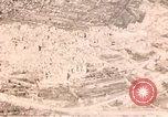 Image of damaged town Italy, 1944, second 9 stock footage video 65675059802