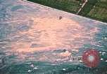 Image of flooded farmland Europe, 1944, second 1 stock footage video 65675059804