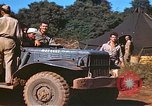 Image of United States airmen Corsica France, 1944, second 4 stock footage video 65675059809