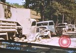Image of wrecked vehicles Italy, 1944, second 2 stock footage video 65675059811
