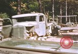 Image of wrecked vehicles Italy, 1944, second 9 stock footage video 65675059811