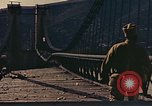 Image of damaged bridge France, 1944, second 10 stock footage video 65675059823