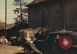 Image of damaged cars France, 1944, second 8 stock footage video 65675059825