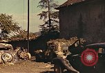 Image of damaged cars France, 1944, second 10 stock footage video 65675059825