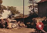 Image of damaged cars France, 1944, second 12 stock footage video 65675059825