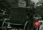 Image of stagecoach Ypsilanti Michigan USA, 1923, second 5 stock footage video 65675059831