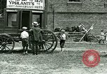 Image of stagecoach Ypsilanti Michigan USA, 1923, second 7 stock footage video 65675059831